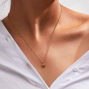 COPY - 3/$30 Sun God Pendant Necklace